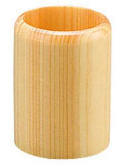 ひのき楊枝立 4×高さ4.5cm