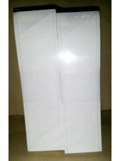 やなぎプロダクツ 箸袋 竹パルプ紙 13.5cm 白無地 500枚入