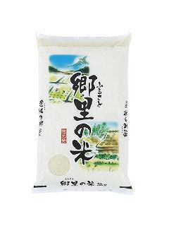 ポリ米袋(郷里のお米) 5kg