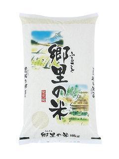 ポリ米袋(郷里のお米) 10kg