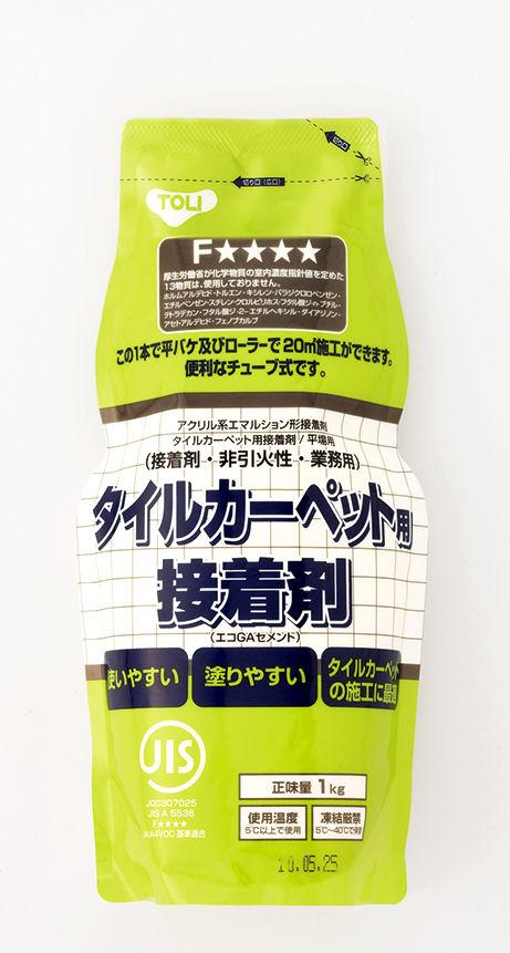 床材接着剤 エコGAセメント パック 1kg
