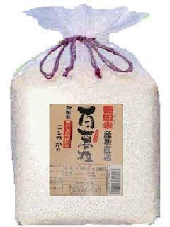 新潟県加茂七谷地区棚田 コシヒカリ 2kg
