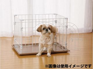Pet ami ペットケージ S トレー付 白 KO 009WH