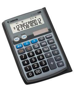 キャノン 電卓 LS-12TU2G