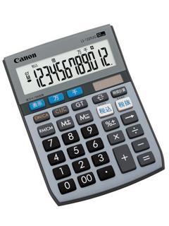 キャノン 電卓 LS-122TUG