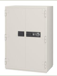 エーコー 耐火金庫 番号変換可能ダイヤル+シリンダー式 各種