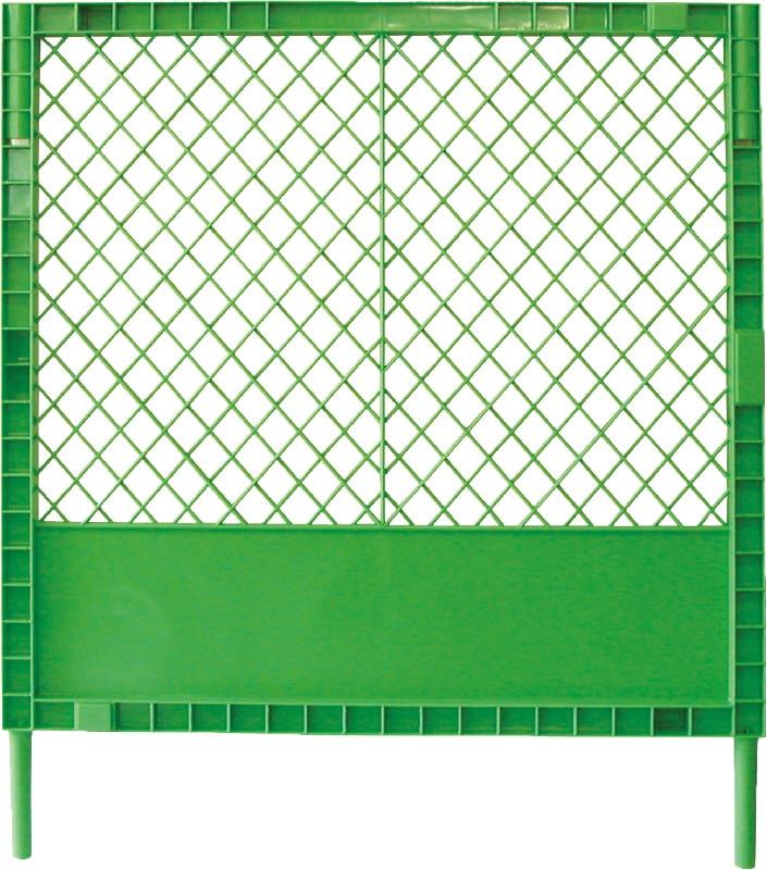 フェンスKK 緑