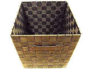 PPインテリアボックス フリーラック用 ブラウン