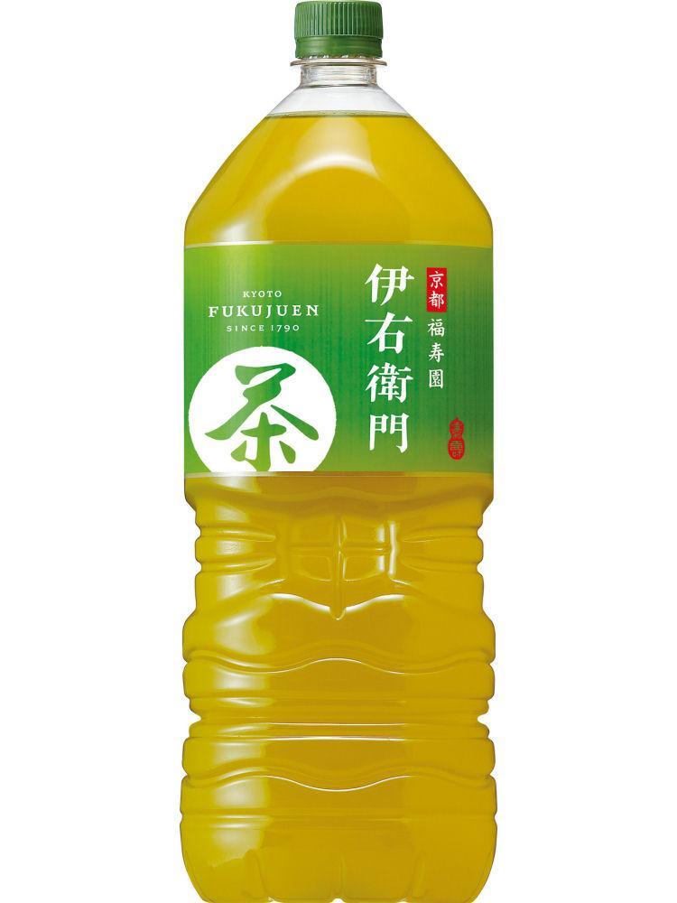 サントリー 伊右衛門 緑茶 2L