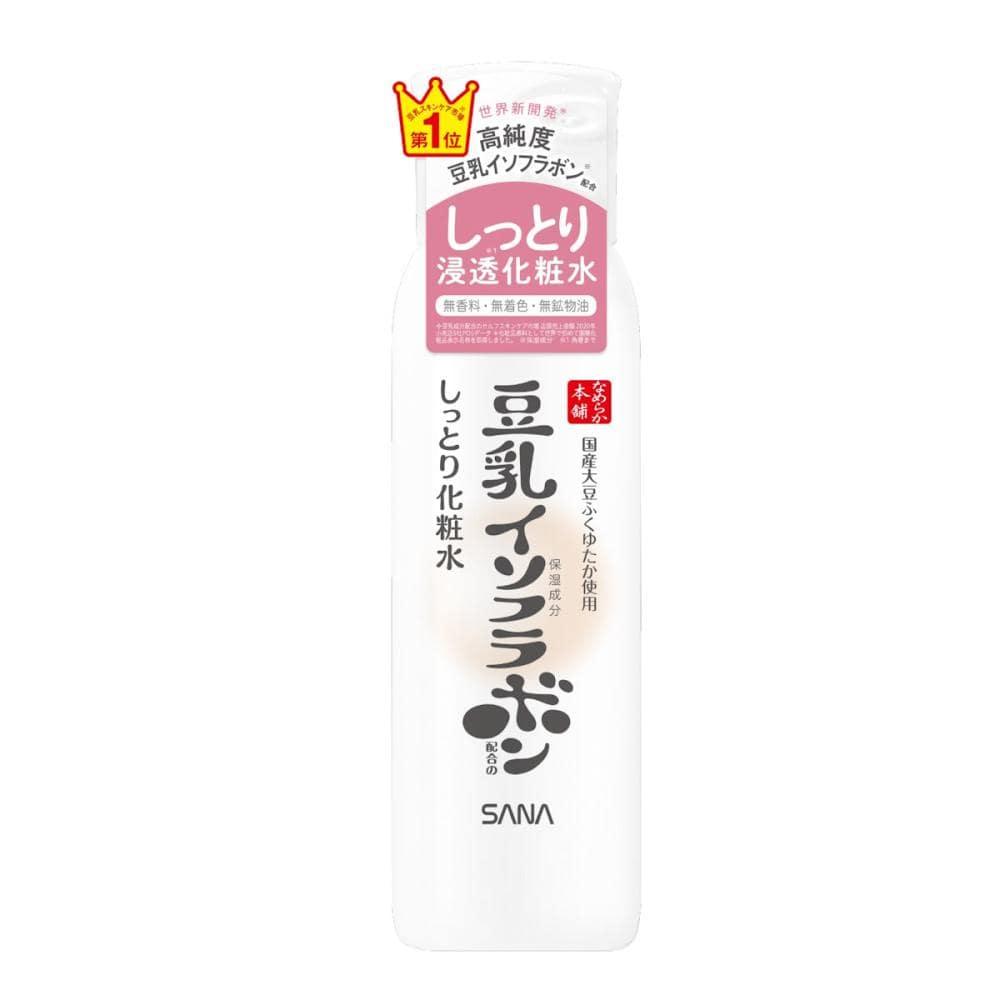 常盤薬品工業 サナ なめらか本舗 イソフラボンしっとり化粧水 NA 200ml