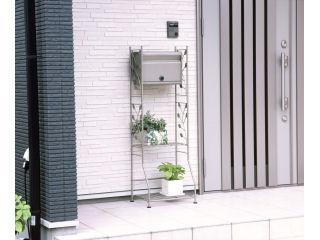 ガーデンポストスタンドセット GPS02FH50D(TGY)