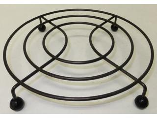 コメリセレクト ワイヤー鍋置き 丸型