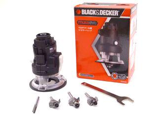 ブラック&デッカー トリマーヘッド EVO183用 ERH183