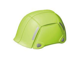TOYO 折りたたみヘルメットブルーム NO.100 ライム