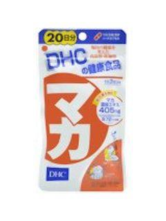 DHC マカ 20日分
