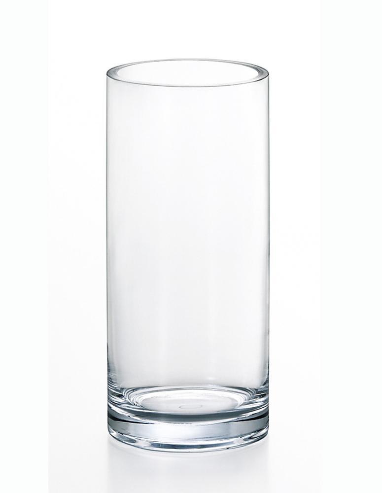 ガラス花瓶 チューブベースS H1165