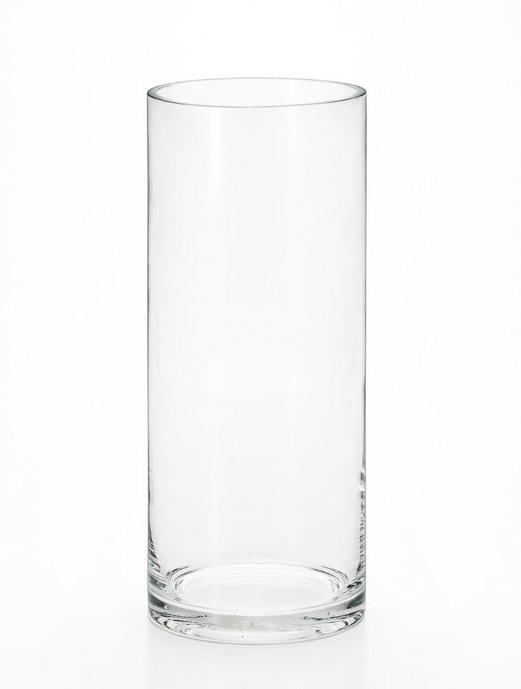 ガラス花瓶 チューブベース H1012