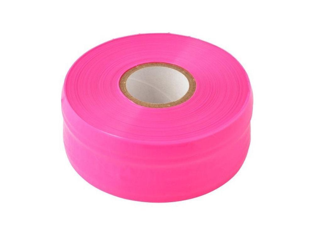 識別テープ ピンク