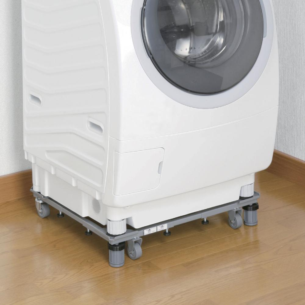 新洗濯機スライド台  DS-150