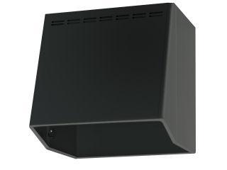 レンジフード(ファン無) 60cm 黒 ZRZ60VAN07FKZ