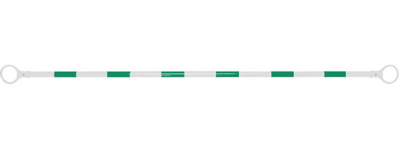 コーンバー M(34ファイ) 緑白 2mm