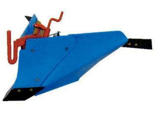 ブルー溝シュン機(尾輪付) TMS30用