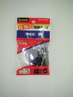 3M 超強力両面テープ PV-TYT 多用途タイプ