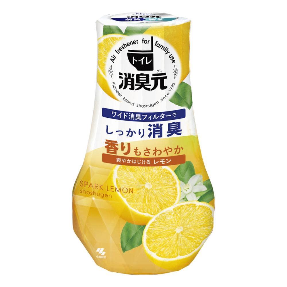 トイレの消臭元 レモンの香り 400ml
