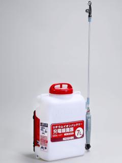 工進 バッテリー式噴霧器 LS 7