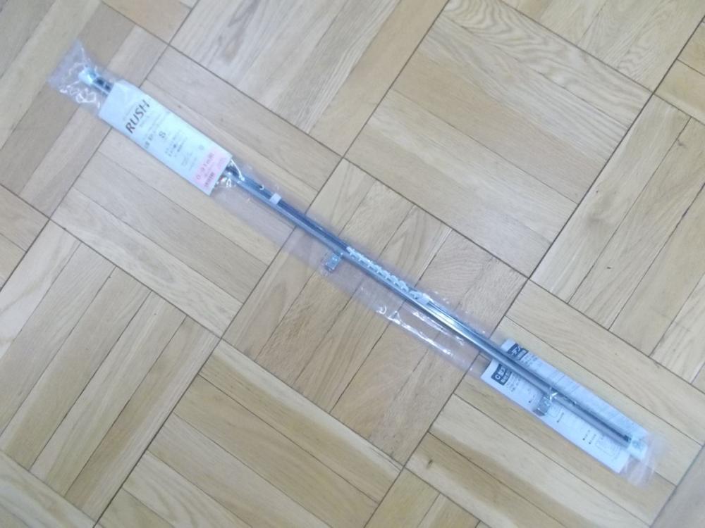 定尺カーテンレール ステン 91cm