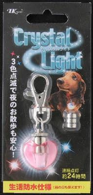 ターキー クリスタルライト01 ピンク