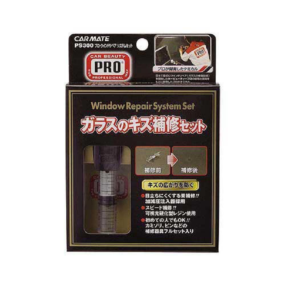 カーメイトプロウィンドシステム SET PS300