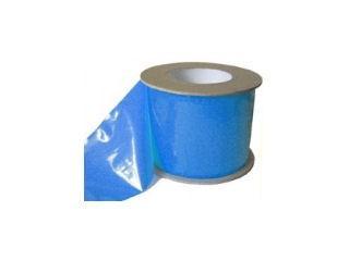 トルシーロール 10cm×100m 青