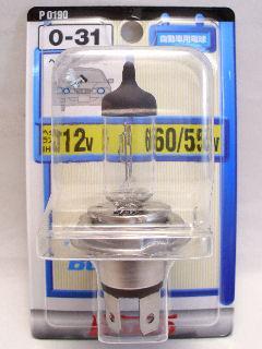 小糸0-31 P0190IH01 12V60/55W