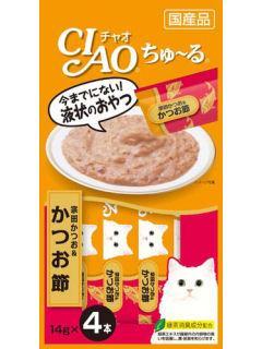 いなば CIAO(チャオ) ちゅ~る 14g×4本 各種