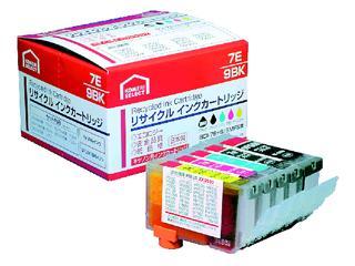 リサイクルインクカートリッジ KS-C07E9B5P 4色(BK/C/M/Y)+C9Bマルチパック