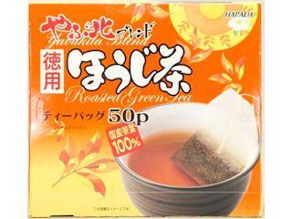 ハラダ製茶 やぶ北ブレンド徳用ほうじ茶ティーバック 50パック
