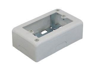 パナソニック 1個用スイッチボックス DZA161W