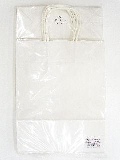 手提紙袋 白 HA-10-4 10枚入