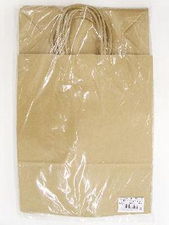 手提紙袋 茶 HBT-10 10枚入