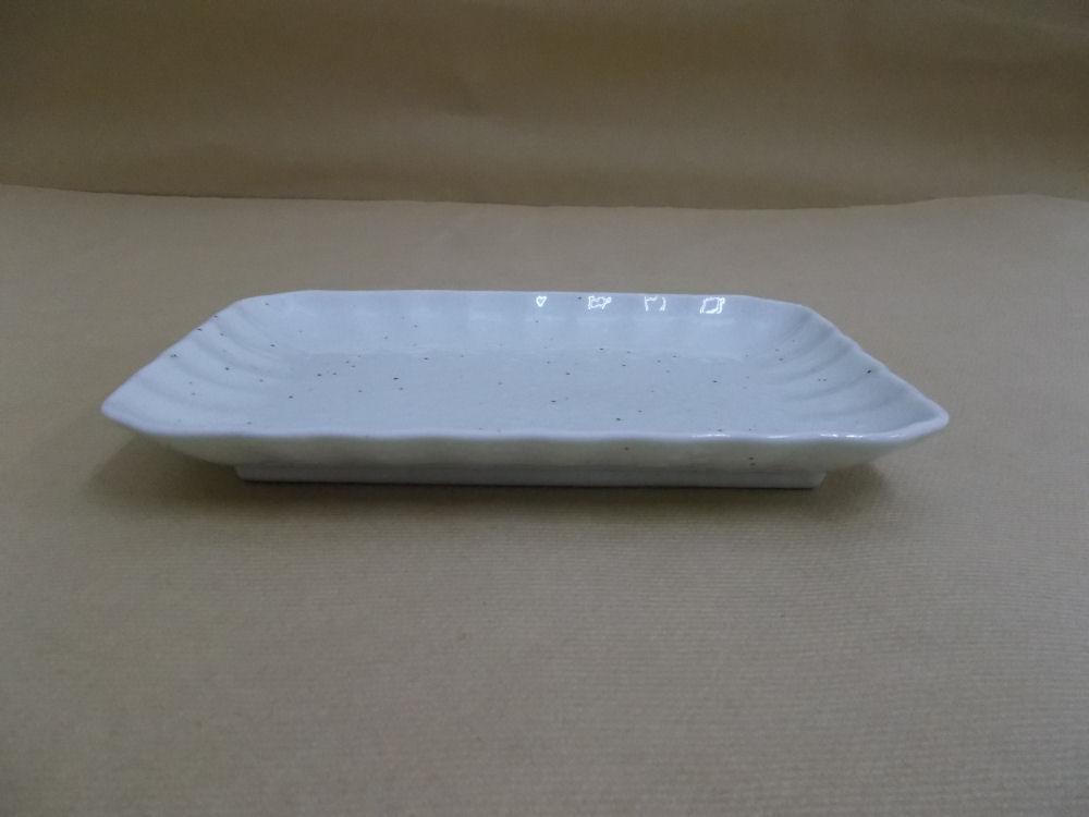 【美濃焼】粉引 焼き物皿