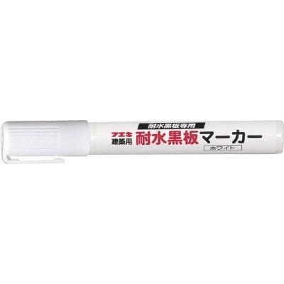 フエキ 耐水黒板ホワイトマーカー 白