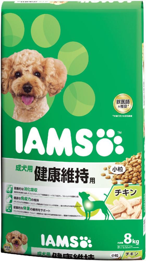 アイムス 成犬用健康維持用 チキン 小粒 8kg