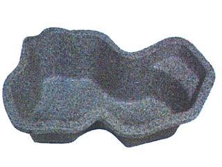 みかげ調プラ池 ミニ30