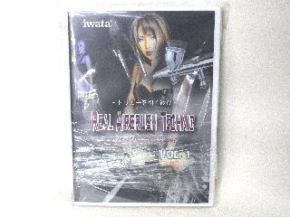 アネスト岩田 DVD リアルエアーブラシテクニック PA-ATD1
