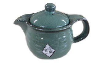 お茶ポット ヒスイグリーン 500ml
