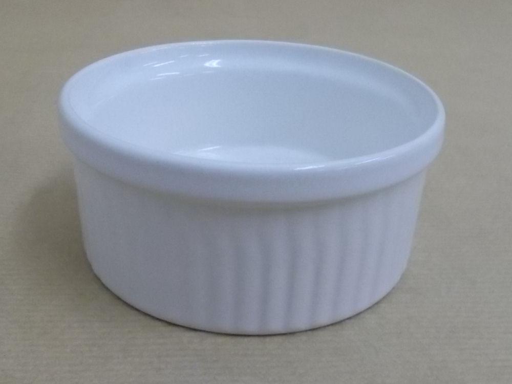 【美濃焼】白スフレ 小 7.5cm 各種