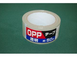 透明OPPテープ 48mm×50m P554850
