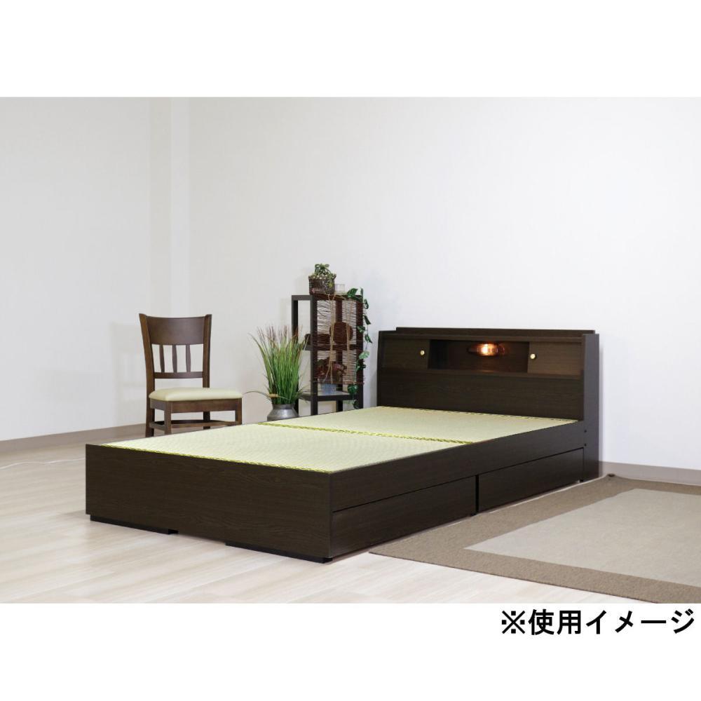 照明引出付畳ベッドA151 シングル 各種