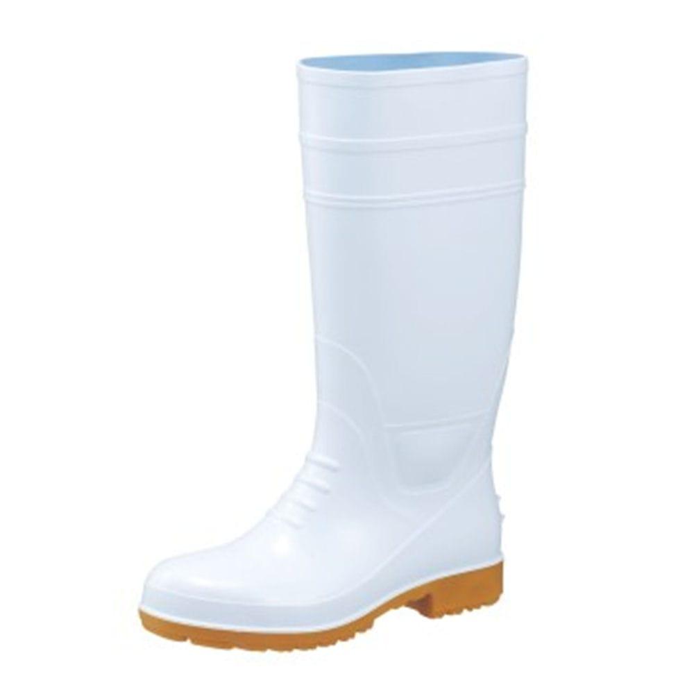 ロング耐油長靴ガロア #2 ホワイト